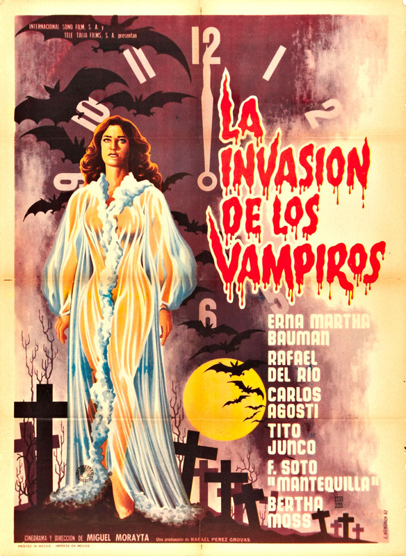 Invasion of the Vampires