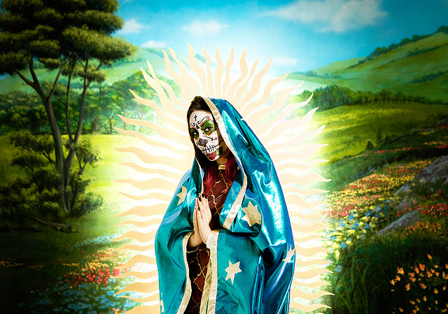 Day of the Dead Guadalupe
